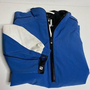 Footjoy dryjoys men's long sleeve rain jacket golf